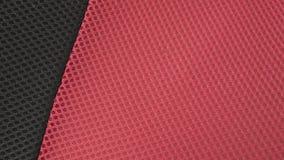 Röda svarta enkla texturer Royaltyfri Fotografi