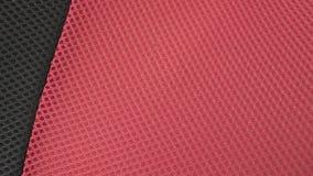 Röda svarta enkla texturer Royaltyfri Bild