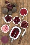 Rödbetagrönsakval Royaltyfria Bilder