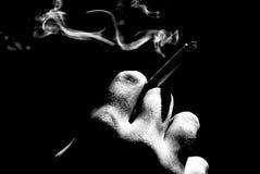 rök Royaltyfri Bild