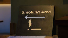 Röka område Arkivfoto
