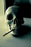 Röka skador din hälsa Arkivbilder