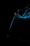 Rökabstrakt begrepp Royaltyfri Bild