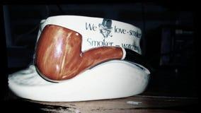 rökare Arkivfoto