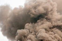 Rökbakgrund Royaltyfria Foton