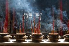 Rökelse Royaltyfri Fotografi