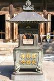 Rökelsegasbrännare i Kamakura Royaltyfria Bilder