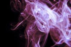Rökfärgabstrakt begrepp royaltyfria foton