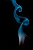 rökig swirl Royaltyfri Bild