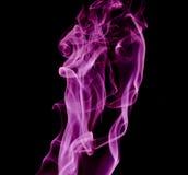 Rökkonstbakgrund Royaltyfria Bilder