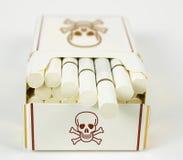 rökning för 2 bytar Arkivfoto