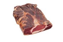 rökt meat Royaltyfri Fotografi