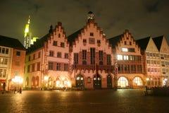 Römer in Frankfurt Royalty Free Stock Photo