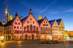 Römer in Frankfurt Royalty Free Stock Images