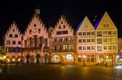Römer i Frankfurt Royaltyfri Foto