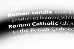 Römisch-katholisch stockfotografie