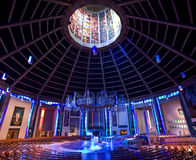 Römisch-katholische Kathedrale - Liverpool - England Lizenzfreies Stockbild