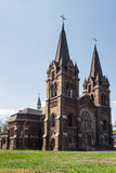 Römisch-katholische Kirche lizenzfreies stockfoto