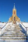 Römisch-katholische Kirche Stockfoto