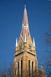 Römisch-katholische Kirche, Backa Topola, Serbien Lizenzfreie Stockfotos
