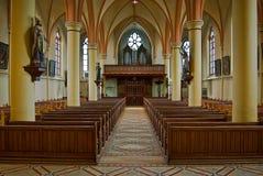 Römisch-katholische Kirche in Gendringen Holland Stockfotos