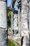 Römische archeology Statua Del Canopo Stockfotografie