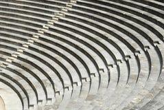 Römische Arena in Arles, Frankreich stockfotos