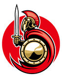 Römische Armee Lizenzfreies Stockbild