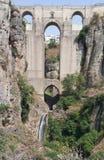 Römische Brücke Stockfotografie