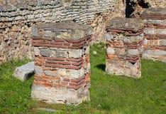 """Römische Festung in Kula-†""""nach innen Lizenzfreie Stockfotografie"""