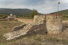 Römische Festung Sostra Stockfoto