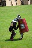 Römische Gladiatoren lizenzfreies stockbild