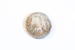 Römische Münzen Alte Münzen selten historisch Stockfoto