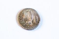 Römische Münzen Alte Münzen selten historisch Lizenzfreie Stockfotografie