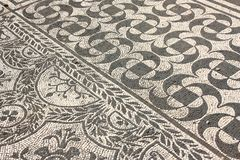 Römische Mosaiken in Italien Lizenzfreies Stockbild