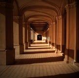 Römische Passage Stockfotografie