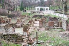 Römische Ruinen Lizenzfreies Stockbild