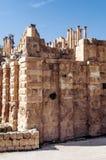Römische Ruinen stockbilder