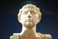 Römische Statue in Malta-Museum Stockbilder