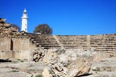 Römischer Amphitheatre Lizenzfreie Stockbilder
