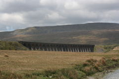 Römischer Aquädukt in Yorkshire Lizenzfreie Stockfotografie