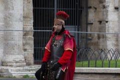 Römischer Gladiator Lizenzfreie Stockfotos