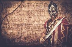 römischer Legionarysoldat Stockfotos