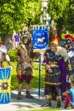 Römischer Soldat Lizenzfreies Stockfoto