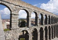 Römisches Acqueduct Lizenzfreies Stockbild
