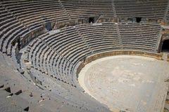 Römisches Amphitheater Bosra - Syrien lizenzfreies stockfoto