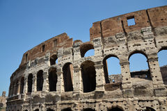 Römisches Colosseum Stockbild