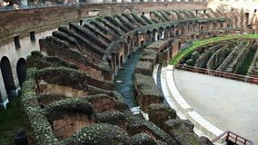 Römisches Colosseum Stockfotos