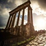Römisches Forum Lizenzfreie Stockbilder