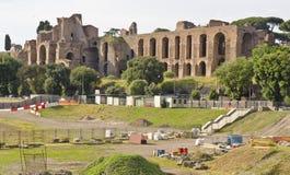Römisches Forum, Rom, Italien Lizenzfreie Stockfotos